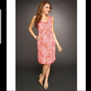 Tommy Bahama Lace Fern Jersey Dress XS
